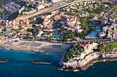 Resorts of Playa del Duque, Tenerife, Canary Islands, Spain