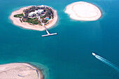The World, Island Project, Dubai, UAE, United Arab Emirates