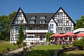 Hotel Hitthim, Kloster, Hiddensee island, Baltic Sea, Mecklenburg Western-Pomerania, Germany