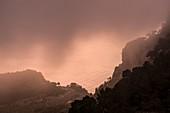 slopes of Puig de Sa Talaya, Valldemossa Sierra de Tramuntana Majorca Balearic Islands Spain