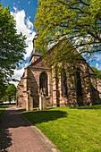 Altstaedter church in Hofgeismar on the German Fairy Tale Route, Hesse, Germany, Europe