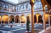 Hospital de Santiago built in the 16th century, Úbeda, Jaén province, Andalusia, Spain, Europe