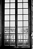 Closed Glass Doors, Palace of Versalilles, France