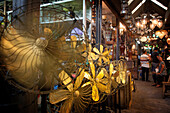 Home Decor Shop, Chatuchak Weekend Market, The Biggest Market In Asia Spreading Over 30 Acres, Bangkok, Thailand