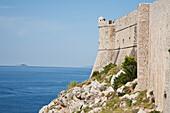 Fort Bokar, Dubrovnik, Dubrovnik-Neretva, Croatia