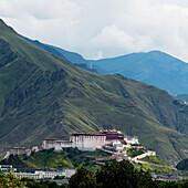 'China, Xizang, Sera Monastery; Lhasa'