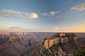 'North Rim Of The Grand Canyon;Arizona Usa'