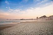 'Brazil, Copacabana Beach, Rio De Janeiro'