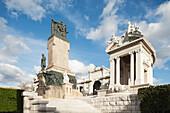 'Cuba, Monument Of Cuban General Jose Miguel Gomez; Havana'