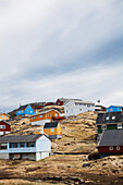 Townscape, Paamiut, Greenland