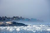 Icefjord, Ilulissat (Jakobshavn), Greenland