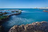 Herod's Harbor, Caesarea Maritima National Park, Israel