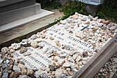Grave of Oskar Schindler, Jerusalem, Israel