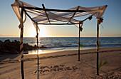 Destination wedding on beach, Puerto Vallarta, Mexico