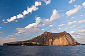 Volcanic Island San Benedicto, Revillagigedo Islands, Mexico