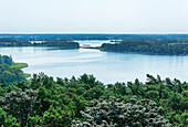 Lake Krakow, Krakow am See, Mecklenburg-Western Pomerania, Germany