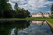 Schloss Benrath (Benrath Palace), Duesseldorf, North Rhine-Westphalia, Germany