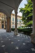 Palazzo Bianco, Genoa, Liguria, Italia