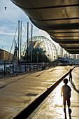 Biosphere, Porto Antico, Genoa, Liguria, Italia