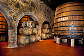 Port wine cellars Calem, Porto, Portugal