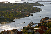 Ronnang bay on Tjoern Island, Province of Bohuslaen, West coast, Sweden, Europe