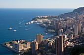 Monaco, Monte Carlo, Cote d´Azur, France, Europe