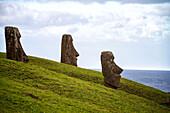 EASTER ISLAND., Easter Island, Chile
