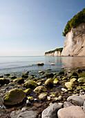 Chalk Cliffs, Ruegen, Mecklenburg-Vorpommern, Germany