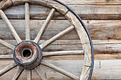 Wagon Wheel, Entrada, Colorado, USA
