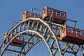 Viennese Ferris Wheel, Prater, 2nd District, Leopoldstadt, Vienna Austria