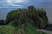 Dunnottar Castle, Aberdeenshire, Scotland, Großbritannien