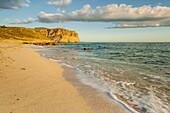 Albarca sand, - arenalet des Verger-, Llevant Natural Park, Artà. Mallorca, Balearic Islands, spain.