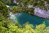 Croatia, Europe, National-Park, Plitvicer Lakes, Unesco World Heritage - natural site