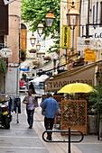 'Apt; Lantern; Street Scenery; Souvenirs; Shops; Provence; France.'