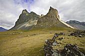 Mountain, Near Hofn, East Iceland