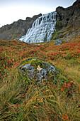 Dynjandi, Central Westfjords, Iceland
