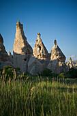 'Fairy Chimneys; Cappadocia, Turkey'