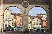 'Portoni Delle Bra; Verona, Italy'