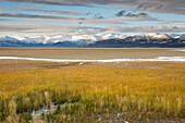 'Kluane National Park; Yukon Territory, Canada'