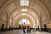 'Interior Of Union Station; Seattle, Washington, United States Of America'