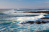 Rough sea, El Cotillo, Fuerteventura, Canary Islands, Spain, Atlantic, Europe