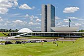 Brazil, Brasilia, federal capital city of Brazil
