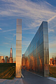 New Jersey, Hoboken, Empty Sky memorial, 9-11 victims
