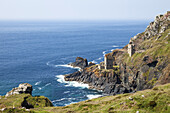 England, Cornwall, St.Just, Botallack Mine