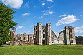 England, West Sussex, Midhurst, Cowdray Castle