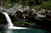 France, Indian Ocean, Reunion Island, the Wild South