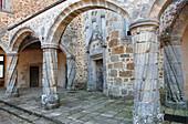 France, Limousin, Haute Vienne (87), Rochechouart castle
