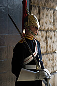 Guard In Horse Guards Parade In The West End, London, Uk © Carlos Sanchez Pereyra/ Axiom