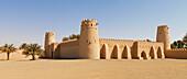 'Jahili Fort; Al Ain, Abu Dhabi, United Arab Emirates'