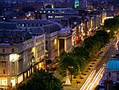 O'connell Street, Dublin, County Dublin, Ireland